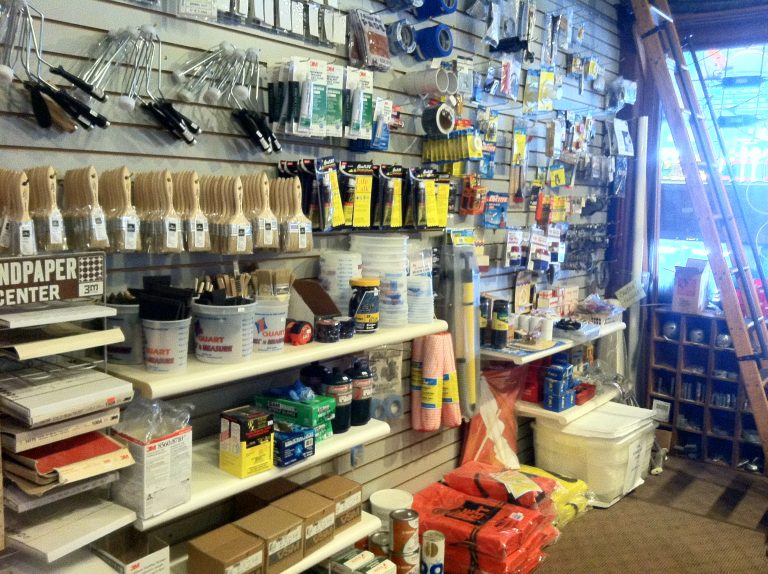 Ship and boat supply store