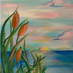 Art work for Paint the Bay with The Traveling Painter
