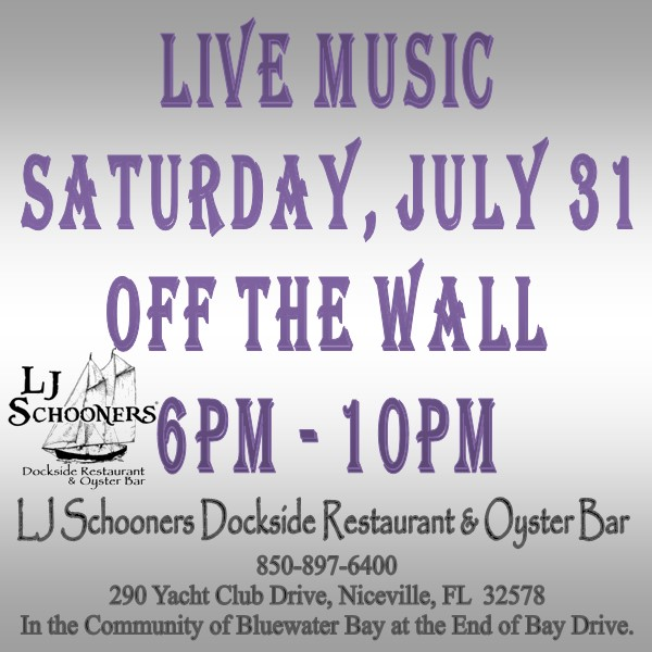 Information Square for Live Music with Off the Wall