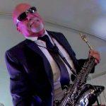 Sax Player, Al Alvarado