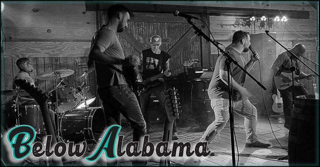 Below Alabama Band