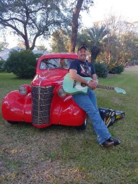 Musician Jody Lucas